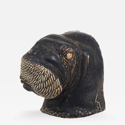 Jeanne Grut Walrus in Stoneware