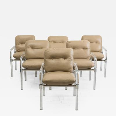 Jeff Messerschmidt Pipe Line II Chairs Set of 6