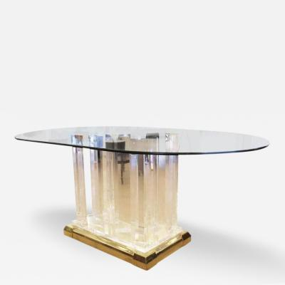 Jeffrey Bigelow Style Dining Table