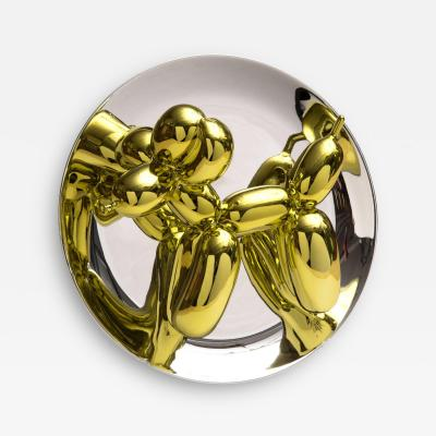 Jeffrey Koons Jeff Koons Balloon Dog Yellow 2015 Signed and Numbered