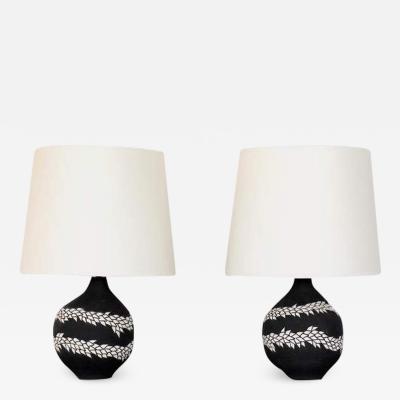 Jennifer Nocon PAIR OF LAMPS BY JENNIFER NOCON