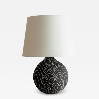 Jennifer Nocon UNTITLED 3 CERAMIC LAMP DAVID NETTO COLLECTION BY JENNIFER NOCON