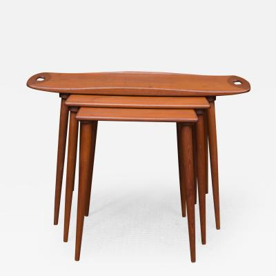 Jens H Quistgaard Jens Quistgaard Nesting Tables