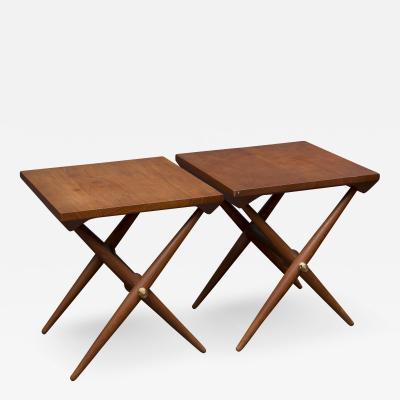 Jens H Quistgaard Jens Quistgaard Side Tables