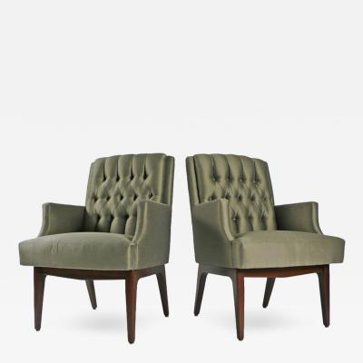 Jens Risom Chairs by Jens Risom
