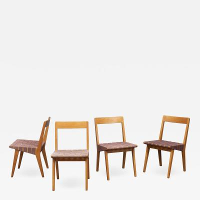 Jens Risom Jens Risom Chairs for Knoll International N Y