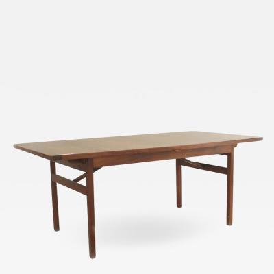 Jens Risom Jens Risom Danish Post War Design Teak Dining Table
