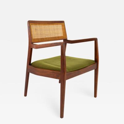Jens Risom Jens Risom Playboy Mid Century Cane Back Chair