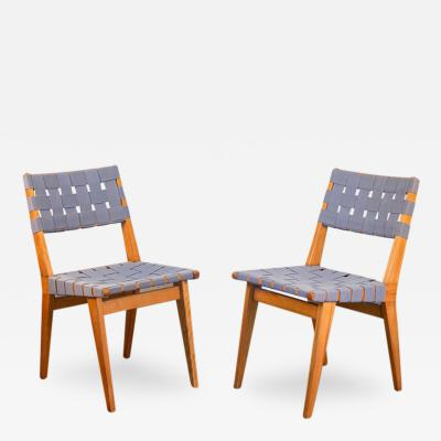 Jens Risom Jens Risom Side Chairs