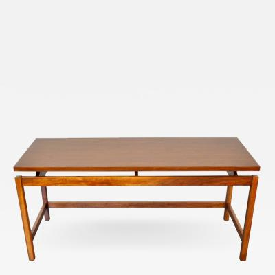 Jens Risom Jens Risom Walnut Console Table