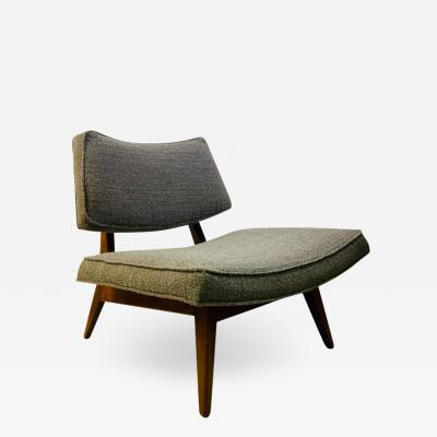 Jens Risom MID CENTURY LOUNGE CHAIR BY JENS RISOM