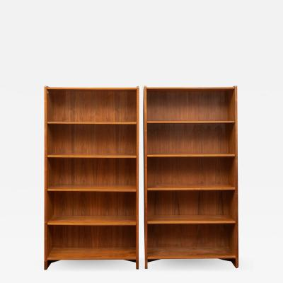 Jens Risom Pair of Jens Risom Bookcases
