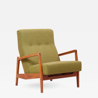 Jens Risom Restored U453 Lounge Chair by Jens Risom