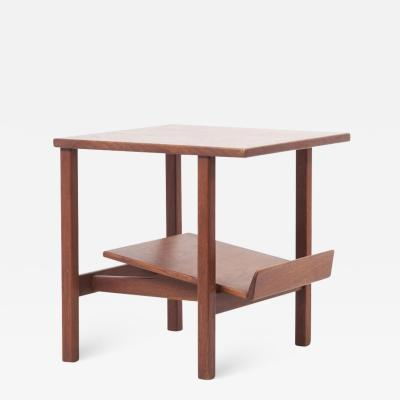 Jens Risom Side Table by Jens Risom for Risom Inc US 1950s