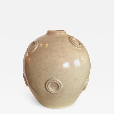 Jerk Werkmaster Swedish Modern Vase by Jerk Werkmaster for Nittsjo