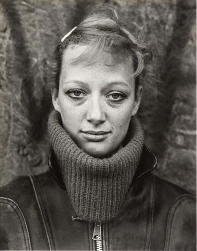 Jerry L Thompson Portrait of a Woman