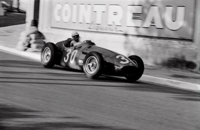 Jesse Alexander Jean Behra Grand Prix of Monaco 1958