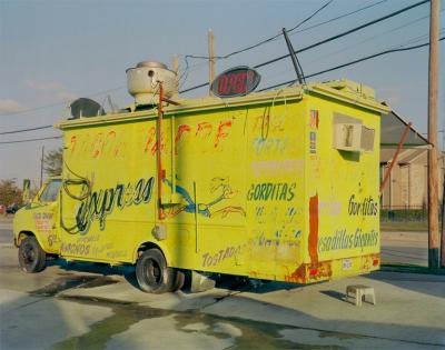 Jim Dow Taco Madre Express Taco Truck Houston Texas 2014