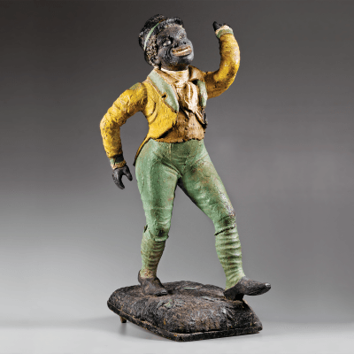 Jim Crow Trade Figure C 1835