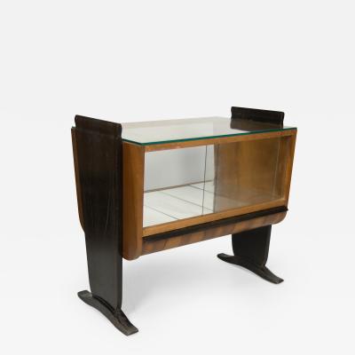 Jindrich Halabala Art Deco Bar by Jindrich Halabala 1930s Four Items Available