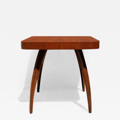 Jindrich Halabala Coffee table by Halabala 1935