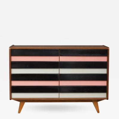 Jiri Jiroutek 3 COLORS INTERIER PRAHA CHEST OF DRAWERS