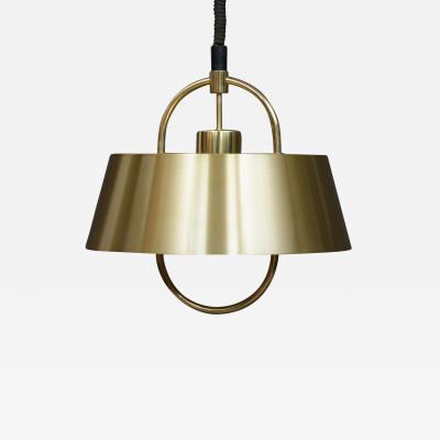 Jo Hammerborg JO HAMMERBORG BRASS HERCULES PENDANT LAMP