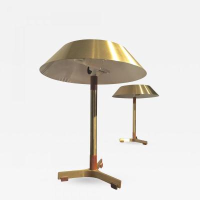 Jo Hammerborg Jo Hammerborg pair of table lamps model President