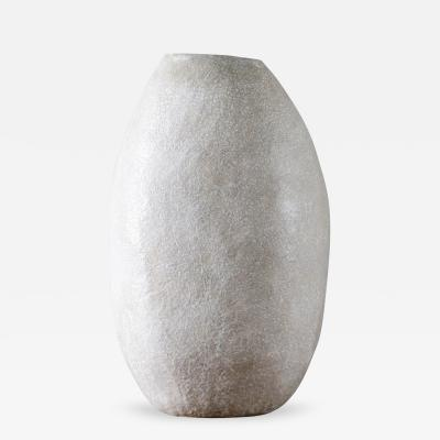 JoAnn Patterson Ceramic Vase by Joann Patterson