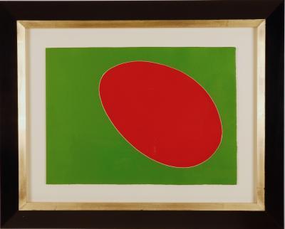 Joan Mir Joan Mir Cantic Del Sol original etchings and aquatints 1975