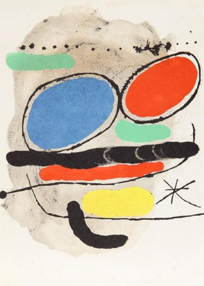 Joan Miro Joan Miro Tapis de Tarragona M 872