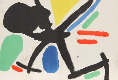 Joan Miro Joan Miro Tapis de Tarragona M 874
