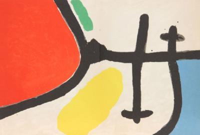 Joan Miro Joan Miro Tapis de Tarragona M 880