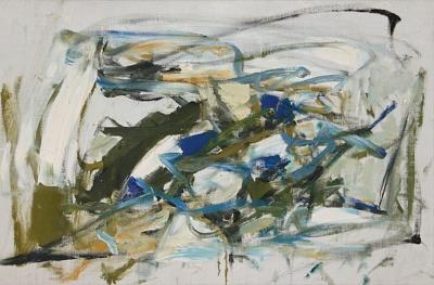Joan Mitchell Untitled