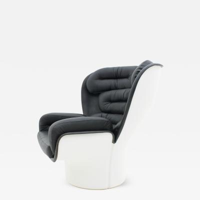 Joe Colombo Joe Colombo Elda Lounge Chair 1964 Comfort Italy