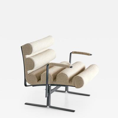 Joe Colombo Joe Colombo Roll Armchair for Sormani Italy 1964
