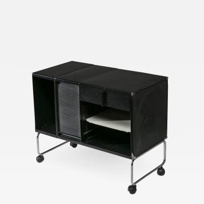 Joe Colombo Square Plastic System Cabinet by Joe Colombo for Elco