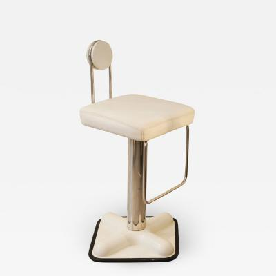 Joe Colombo Stool model Bistr by Joe Colombo for Zanotta from 70s