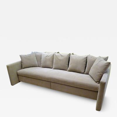Joe Durso Knoll Edited Joe DUrso Designed 96 inches Wide Sofa 1980s
