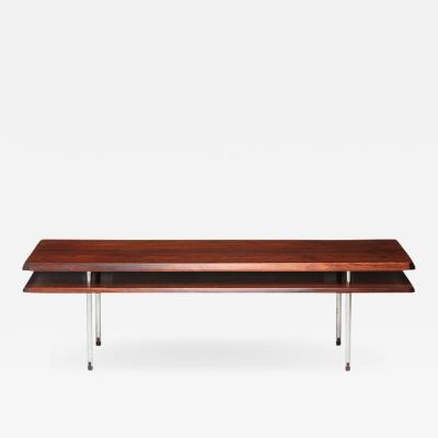 Johan Hagen Rosewood Table by Johan Hagen