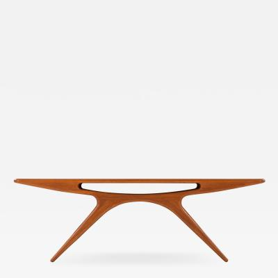 Johannes Andersen Coffee Table Produced by CFC Silkeborg