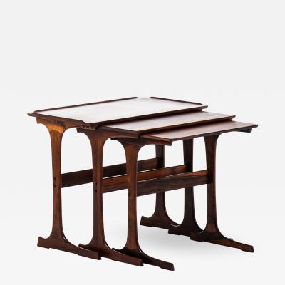 Johannes Andersen JOHANNES ANDERSEN NESTING TABLES