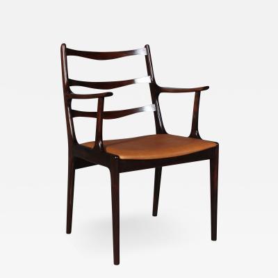 Johannes Andersen Johannes Andersen Rosewood armchair