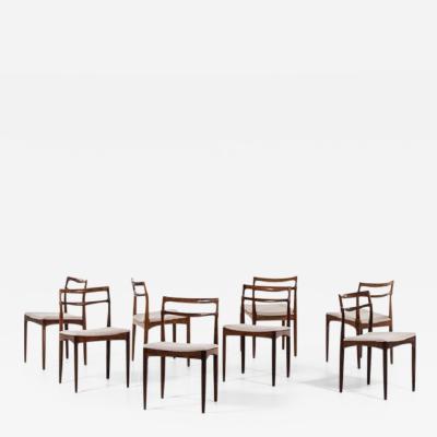 Johannes Andersen Johannes Andersen dining chairs