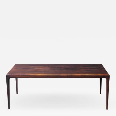 Johannes Andersen Rosewood Coffee Table by Johannes Andersen 1960s