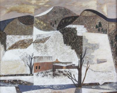 John Atherton Landscape in Winter