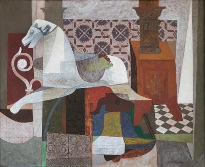 John Atherton Rocking Horse