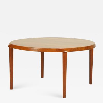 John Bone John Bone round table teak 60s