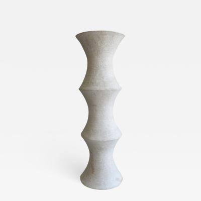 John Born Ceramic Vase BMB by John Born