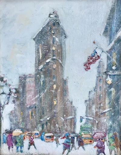John Crimmins Flatiron Building New York